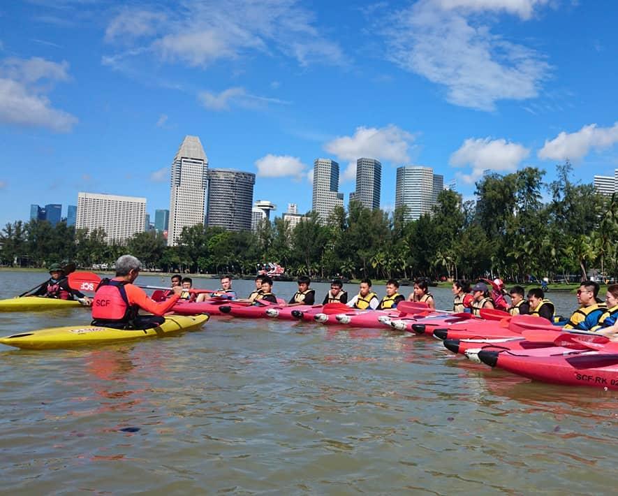 1 Star Kayaking Course
