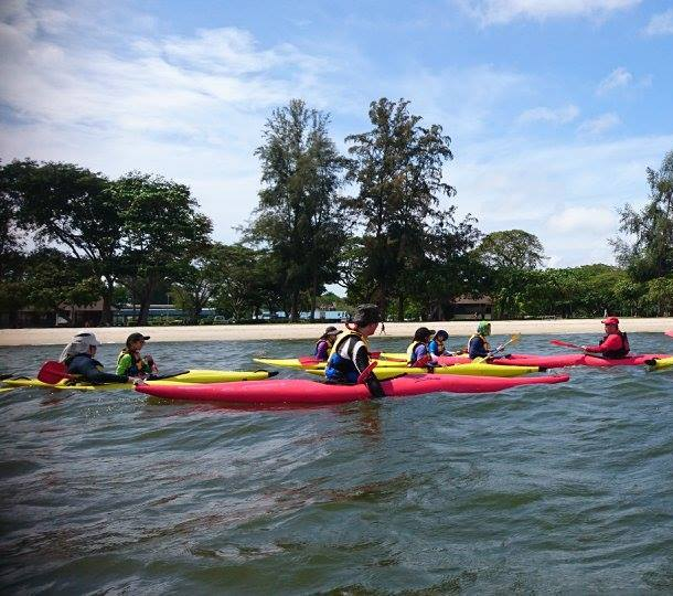 3 Star Kayaking Course