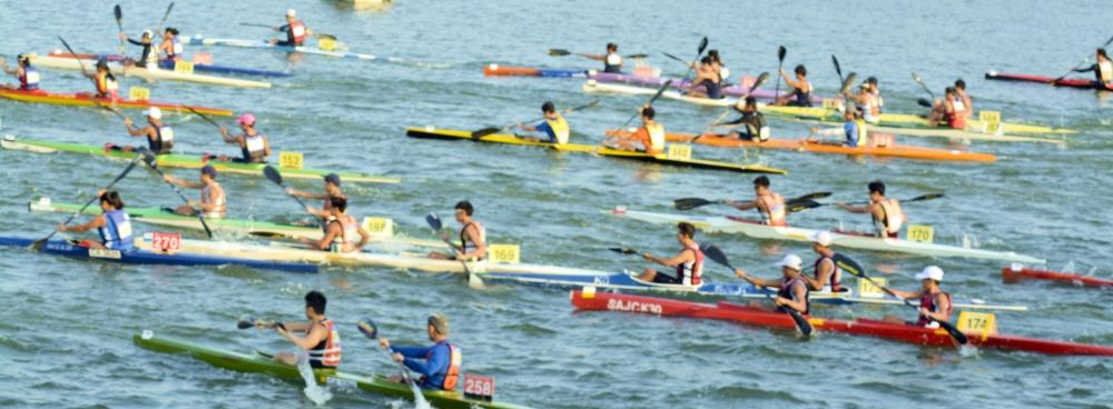 2019 Inter Tertiary Canoe Sprint Championships
