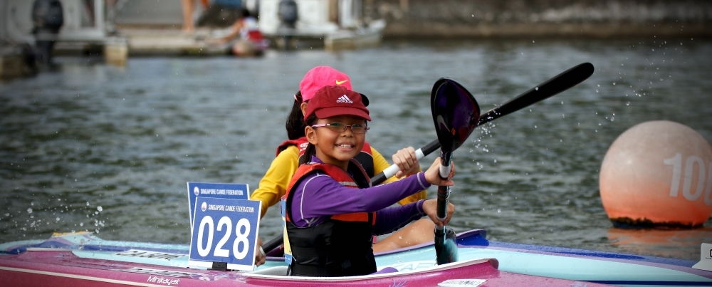 2019 National Kids Kayaking Championships
