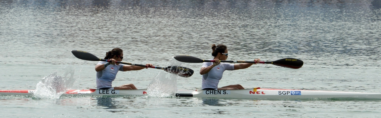 2019 National Canoe Sprint Selections Time Trial