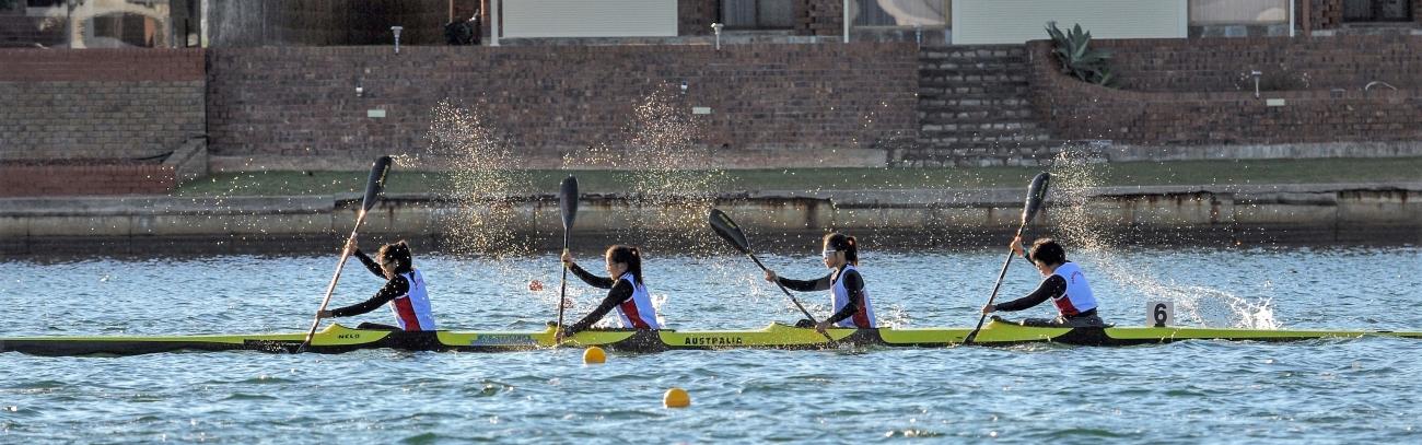 2019 National Canoe Sprint & Paracanoe Championships