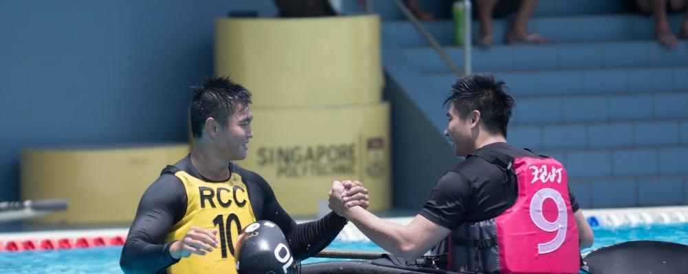 GetActive! Singapore Pesta Sukan 2019 Canoe Polo Championships (Weekend 1)