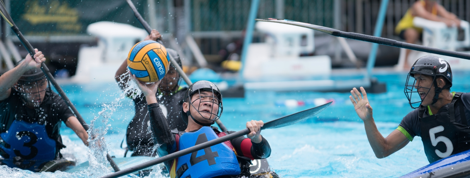 2019 National Canoe Polo Championships (Weekend 3)