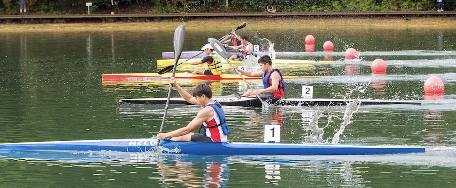 2019 National Interschool Canoe Sprint Championships