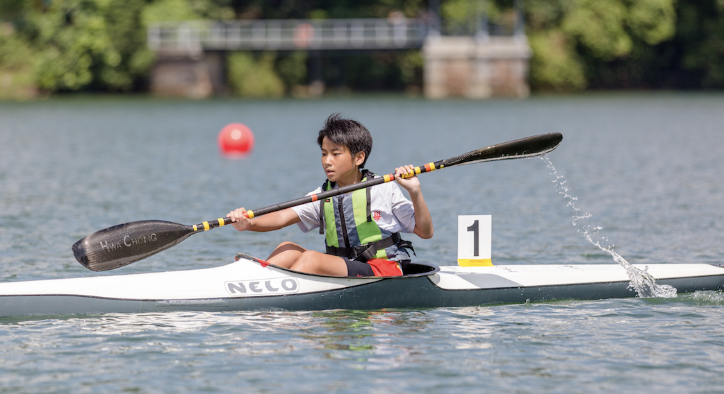 2019 National Junior Canoe Sprint Championships