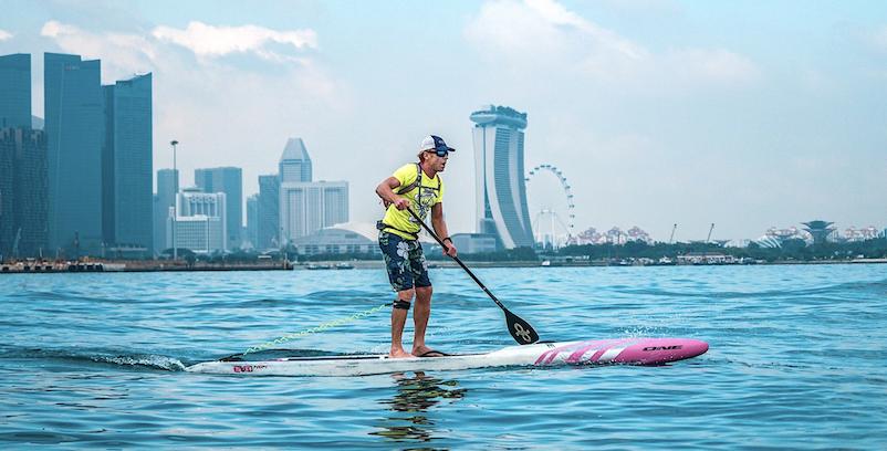 2019 Singapore Ocean Race Series #6