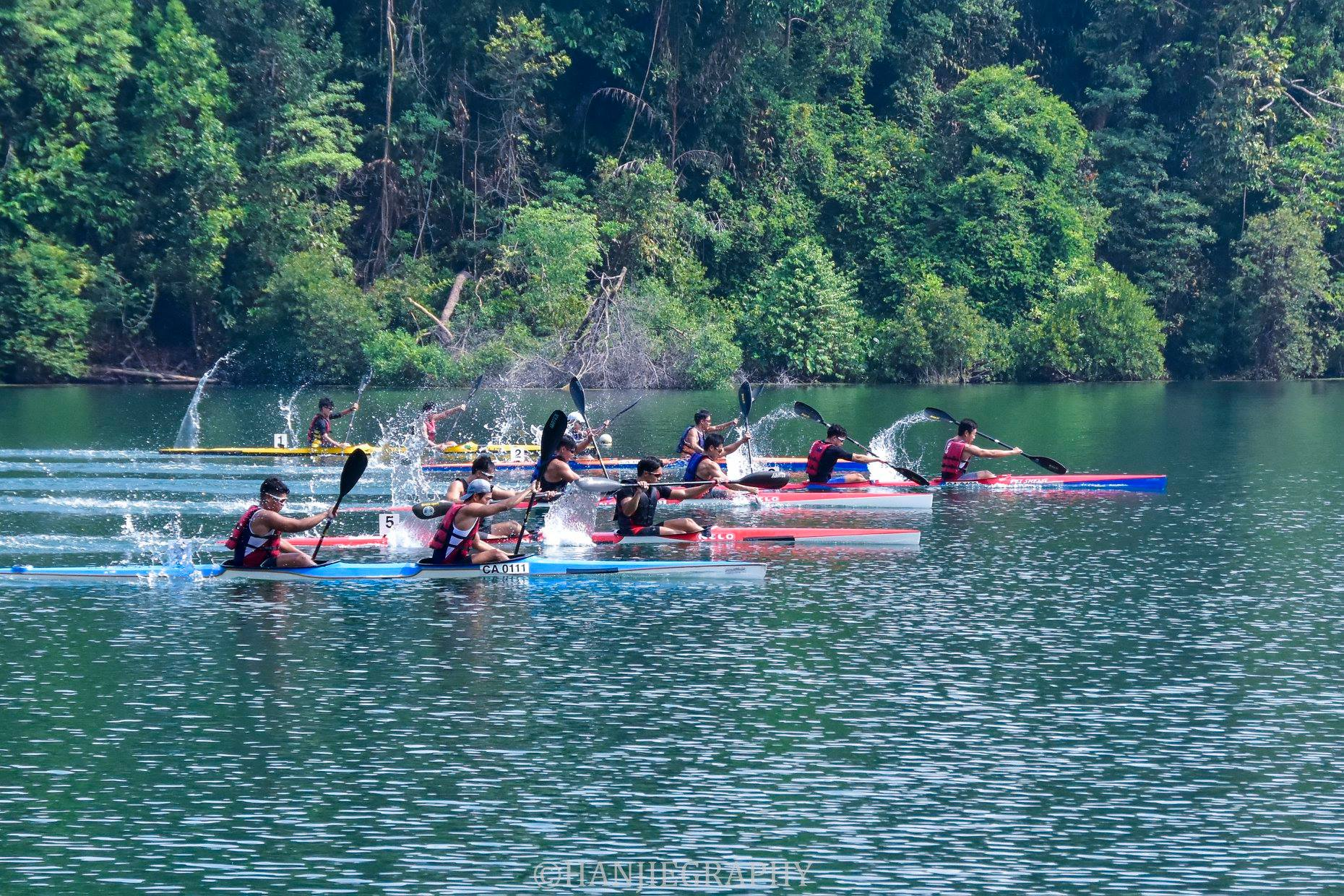 2020 SSSC National Schools Games Canoeing Championships - Cancelled