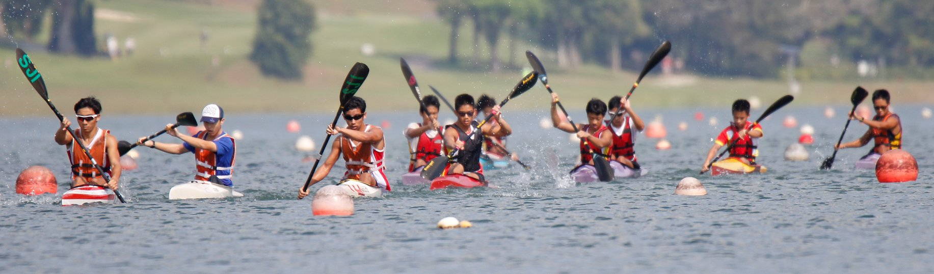 2020 Singapore Canoe Sprint and Paracanoe Championships - Postponed (Date TBC)