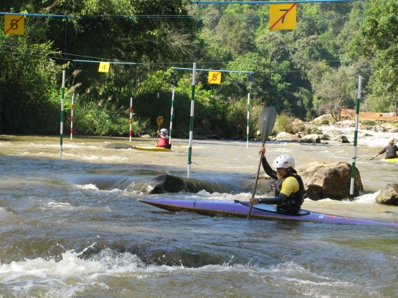 2020 Pesta Sukan Canoe Slalom Championships