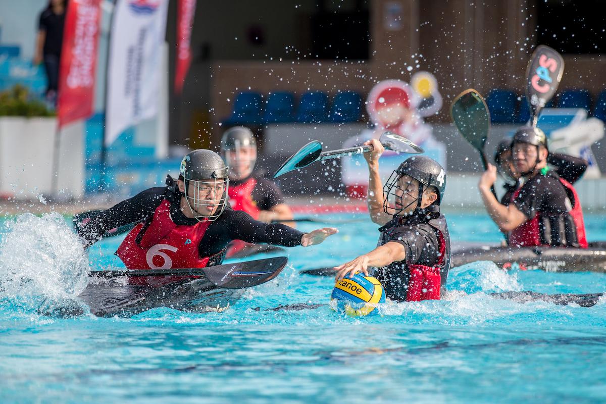 2020 Pesta Sukan Canoe Polo Championships