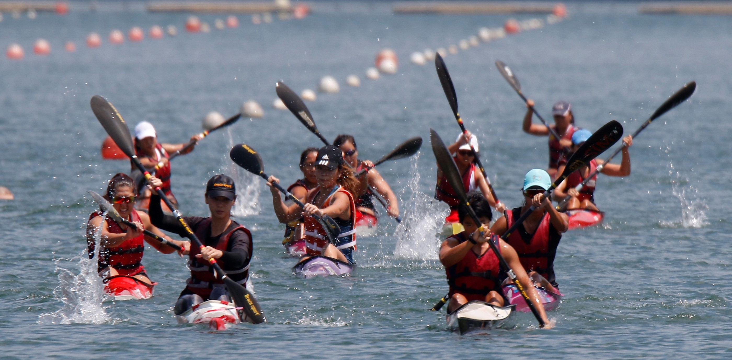 2020 Pesta Sukan Canoe Sprint and Paracanoe Championships - Cancelled