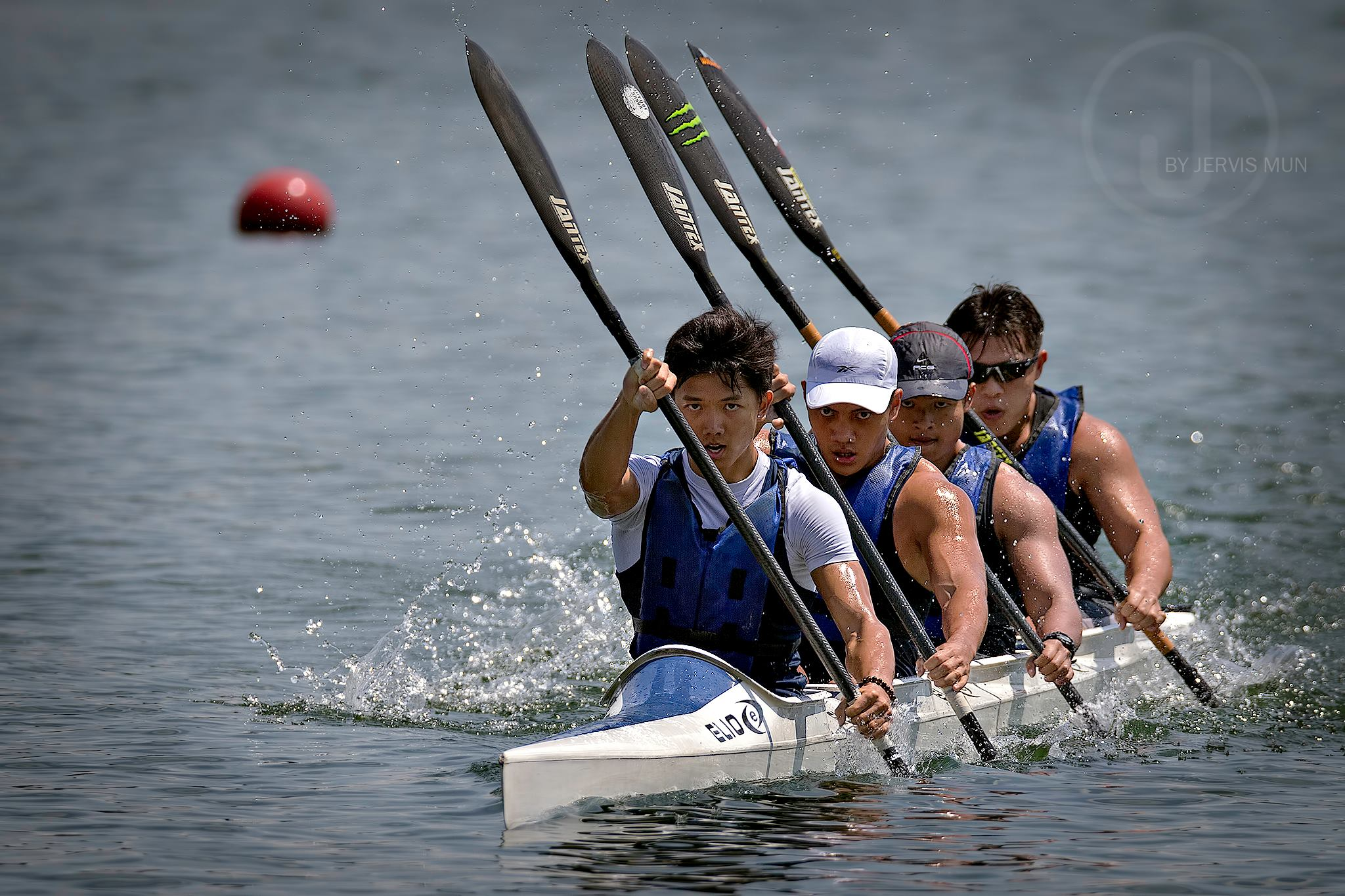 Selection for 2021 Canoe Sprint Asian Olympic Qualifier