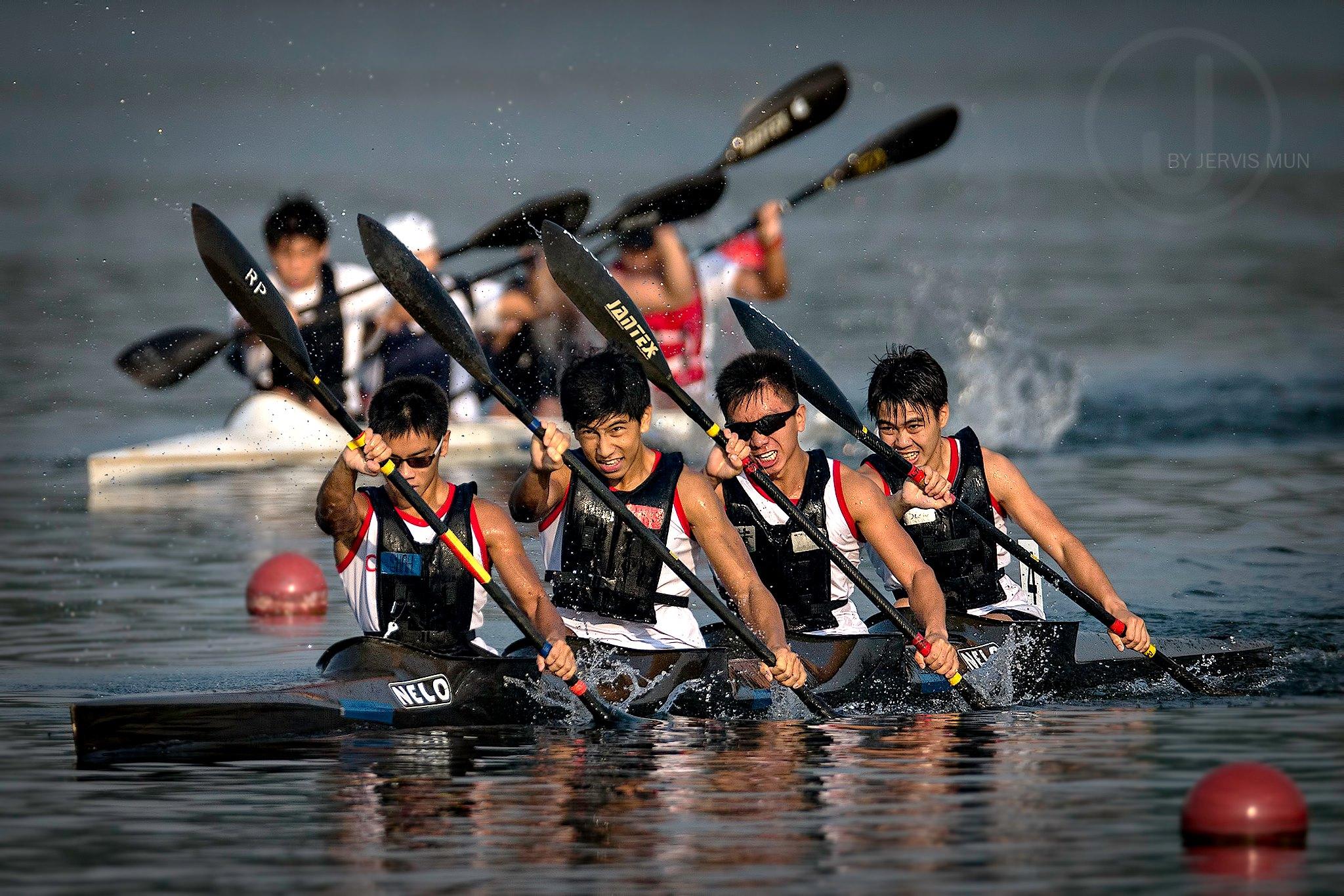 2021 Inter-Tertiary Canoe Sprint Championships