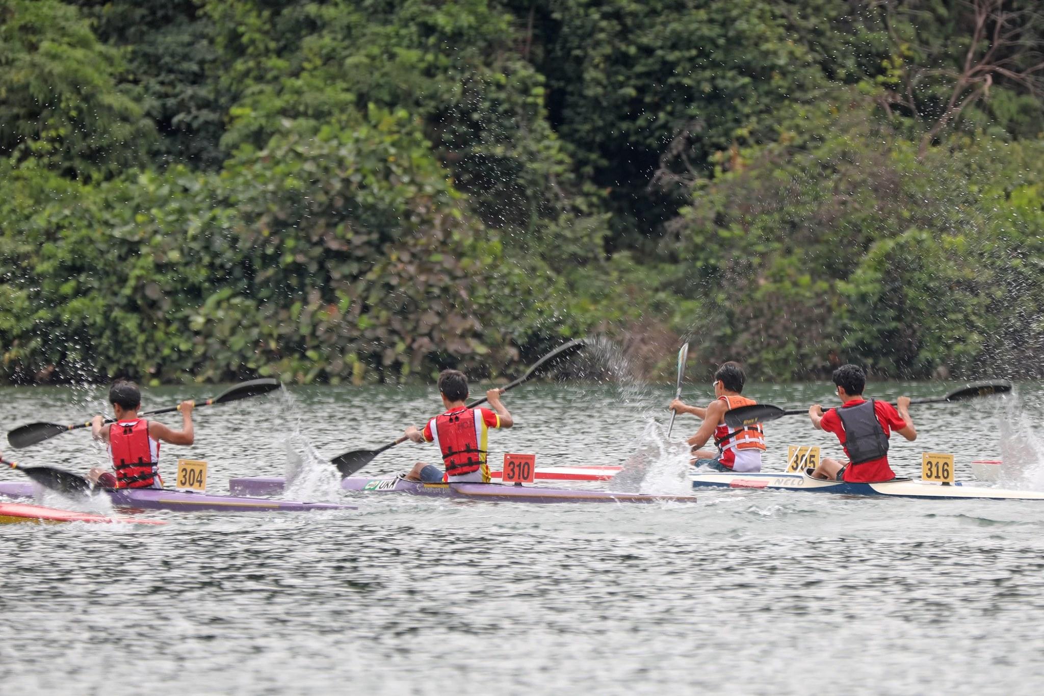 2021 Singapore Canoe Sprint and Paracanoe Championships