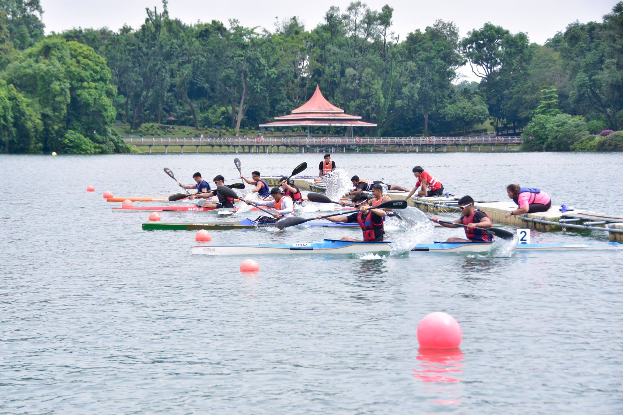2021 SSSC National School Games Canoeing Championships - C Division