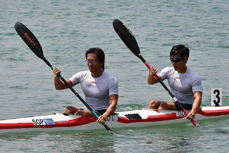 The Straits Times: Singapore's kayakers in unchartered waters with best Asiad showing