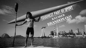 The Straits Times: Once driven to distraction, kayaker Brandon Ooi now focuses on himself