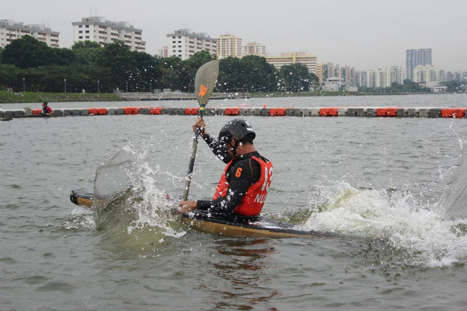 Canoe Polo Court Rental @ Bedok Reservoir
