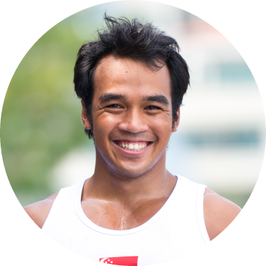 Kayak Sprint Athlete