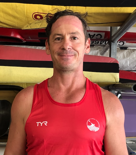 Head Kayak Sprint Coach
