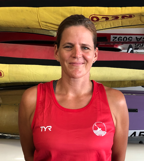 Assistant Development Kayak Sprint Coach