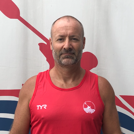 Canadian Canoe Sprint Coach
