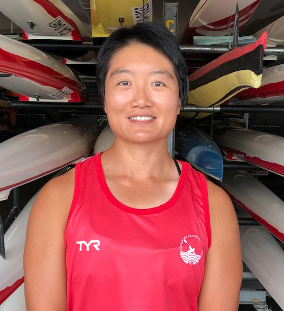 Canoe Sprint Athlete