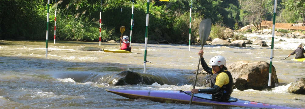 Canoe Slalom